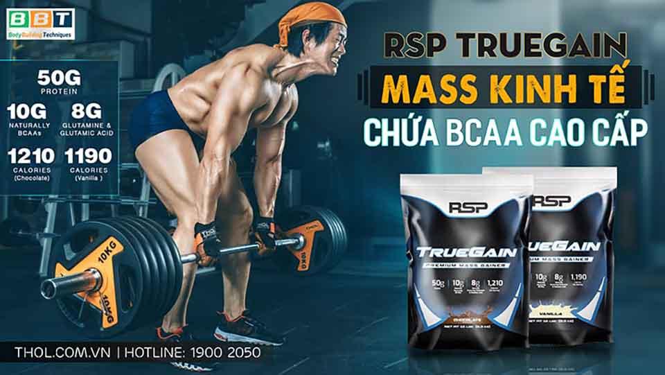 RSP – Mass TrueGain