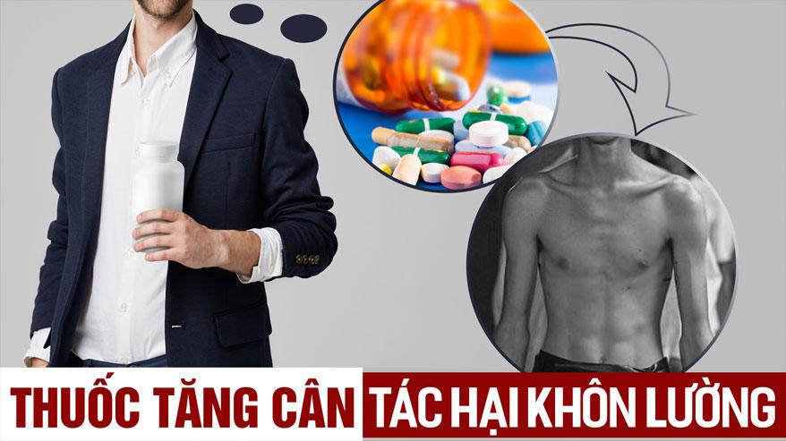 Thuốc tăng cân