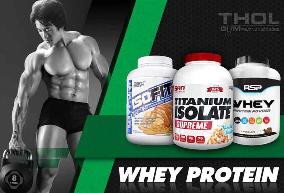Protein là nguồn sống và phát triển của cơ bắp