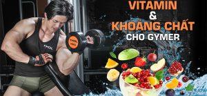 Thiếu vitamin và khoáng chất, chất xơ