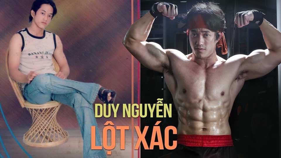 CEO Duy Nguyễn đã thay đổi vóc dáng gầy gò nhờ tập gym