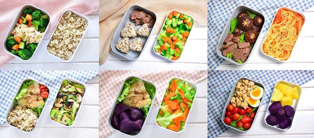 Chia nhỏ bữa ăn trong ngày để giảm cân