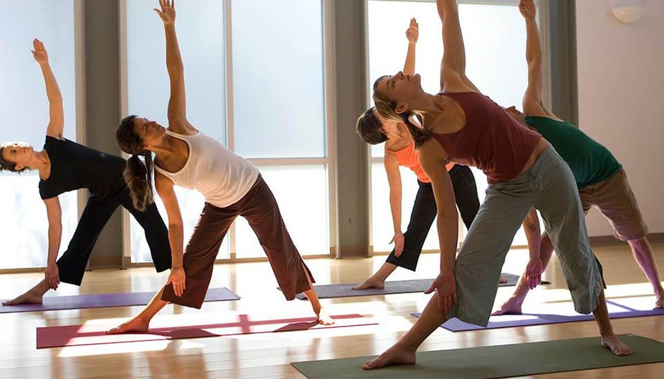 nguyên tắc khi tập yoga