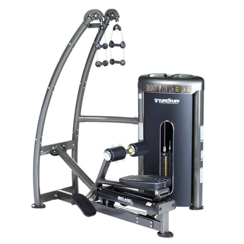Bio-Arc Lat Pulldown Machine và thông số thiết bị