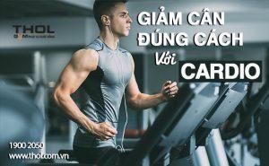 Giảm cân đúng cách với Cardio