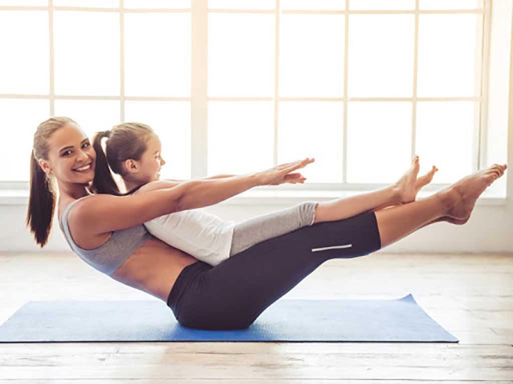 Yoga tại nhà rèn luyện thể chất và thư giãn tinh thần