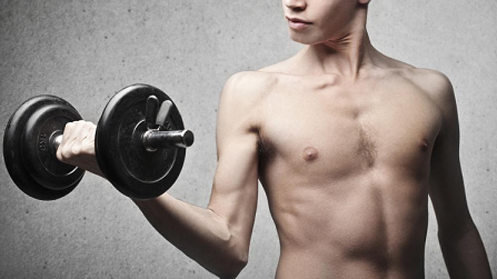 tập luyện quá sức không tăng cân