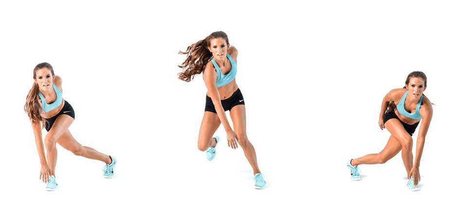 giúp đôi chân của bạn hoạt động năng nổ hơn và đốt mỡ tốt hơn