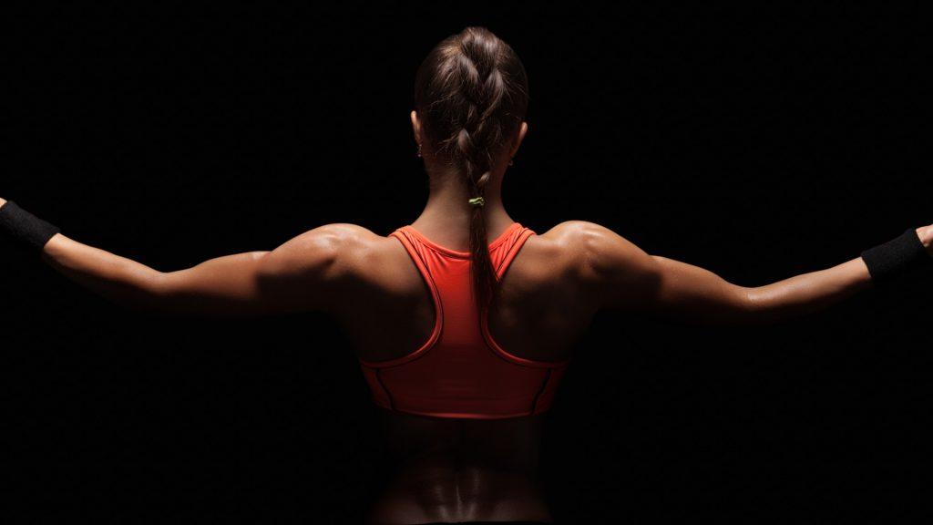 Thiết bị Bio Arc Mid Row được sử dụng để tập luyện cho vùng cơ Lưng