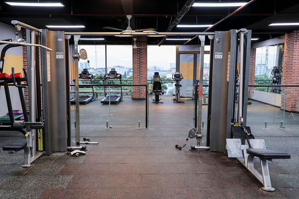 Jungle Gymsystems là hệ thống các mô-đun tùy chỉnh tự do