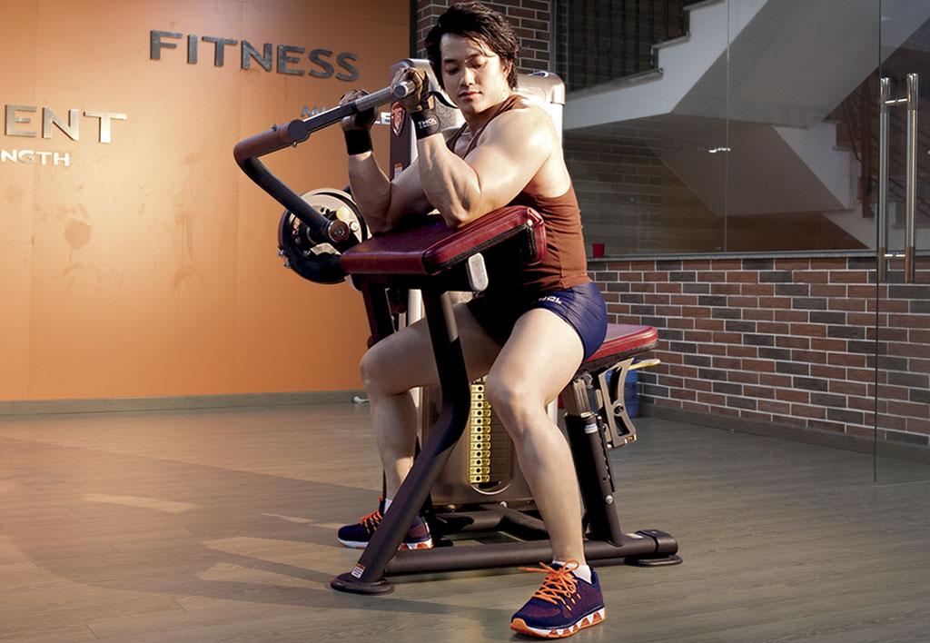 PPD-804 Biceps/Triceps - Tay trước/ tay sau