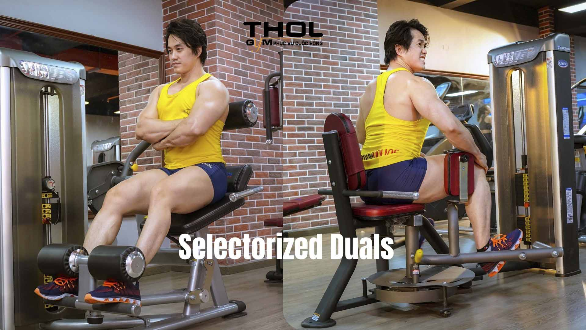 Selectorized Duals