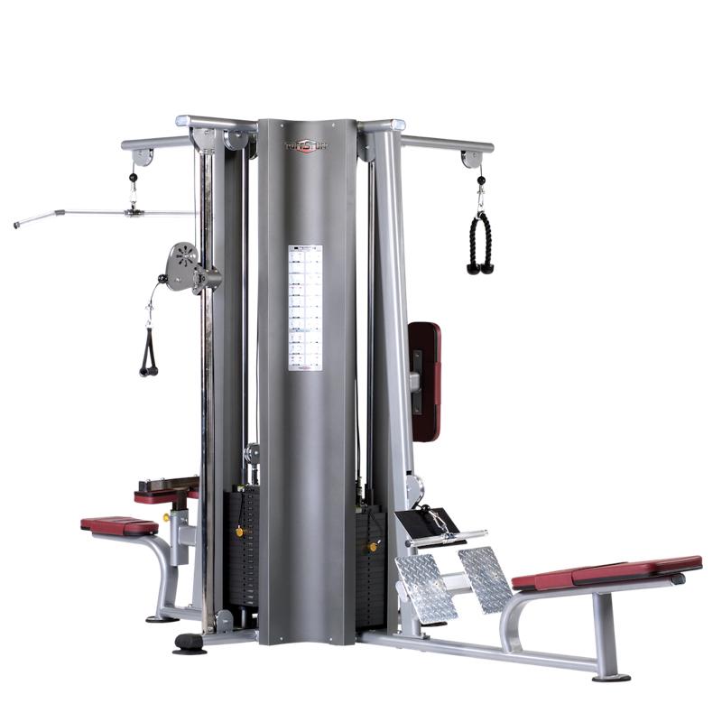 PPMS-4000 Jungle Gym4-Station