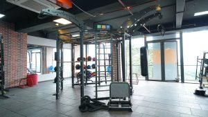 Hệ thống máy tập CT8 là dàn thiết bị tập luyện đa chức năng