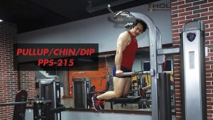 Pullup/Chin/Dip PPS-215