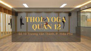 phòng tập THOL yoga Quận 12