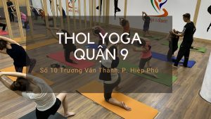 phòng tập THOL yoga Quận9