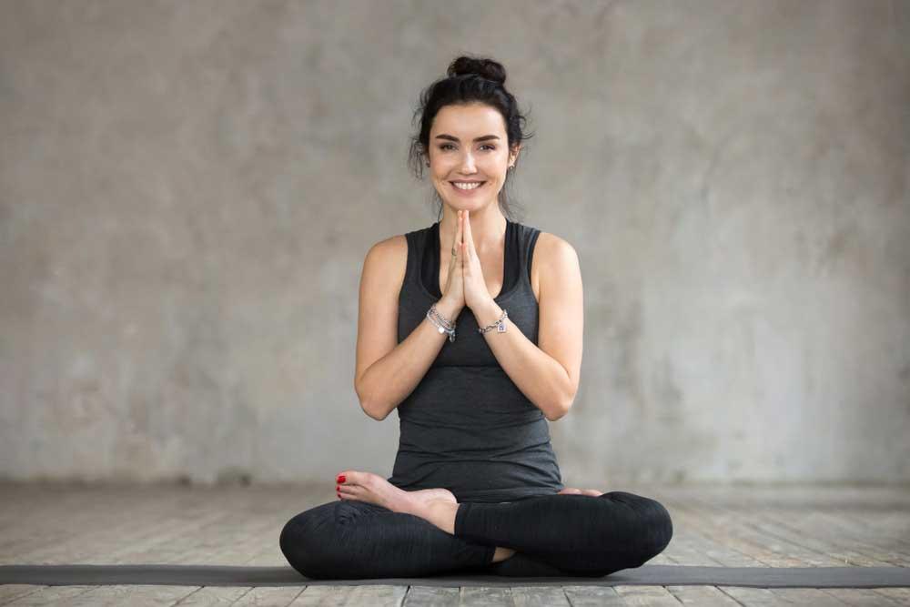 bộ môn Hatha yoga ở THOL Center