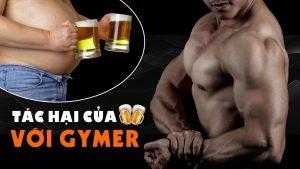 11 tác hại của rượu bia đối với thể hình